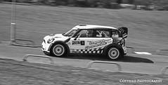 Mini WRC (Costellooo) Tags: blackandwhite cars photography photo europe flickr mini londonderry wrc minicooper northernireland fujifilm ni irc derry erc foyle larkinthepark 2013 cityofculture2013 derry2013 legenderry miniwrc