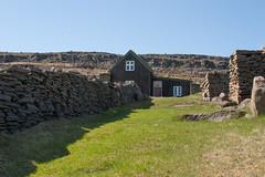 _MG_0131_9930 (anicephoto) Tags: iceland vor vestfirðir westfjords safn landslag torfbær ljósmyndaferðir hlutir atburðir ltlibær streinhleðsla