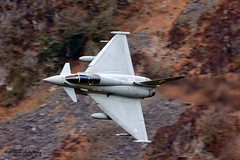 Eurofighter Typhoon T3  ZK380 BG 29 Sqn (Nigel Blake, 18.5 MILLION views! Many thanks!) Tags: wales corner photography force loop aircraft aviation military air royal eurofighter around t3 29 blake nigel typhoon bg raf mach sqn corris sceaming zk380