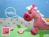 Animais da fazenda - Cavalinho (Ateliê Lecanto) Tags: horse animals handmade farm patterns artesanato craft felt da mold feltro animais cavalo anim fazenda cavalinho handm moldes