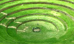 Energetic Circle / Circulo Energetico (Two-Kats) Tags: peru southamerica inca cuzco landscape circles cusco culture paisaje inka cultura sacredvalley moray circulo urubamba andenes suramerica arqueologia vallesagrado travelphotography americadelsur arqueologico culturaincaica centrodeexperimentacionagricola