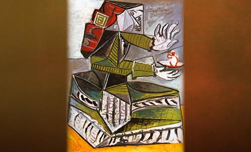 """Meninas, iconósfera de Diego Velazquez (1656), estudio de Francisco de Goya y Lucientes (1778), paráfrasis y versiones Pablo Picasso (1957). • <a style=""""font-size:0.8em;"""" href=""""http://www.flickr.com/photos/30735181@N00/8746863883/"""" target=""""_blank"""">View on Flickr</a>"""