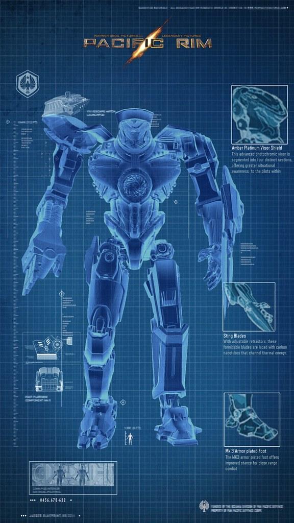 打造自己獨一無二的「賊鷗」機器人!【環太平洋】推出「賊鷗」機器人設計網站