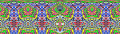 May 20 (joybidge (back from vacation)) Tags: canada art colourful exciting kaleidoscopic detailed alteredimage fractallike veganartist naturepatternscanada philscomputerart magicalgeometry