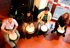 Drum Circle - Percussion Academy - Universitt Trier (Behnam Hassani) Tags: circle drum djembe percussion universitt cajon trier perkussion michaelnitsche wwwpercussionacademyde percussionacademy behnamhassani