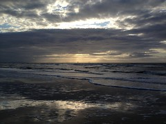 Photo of Prestatyn Beach Sunset