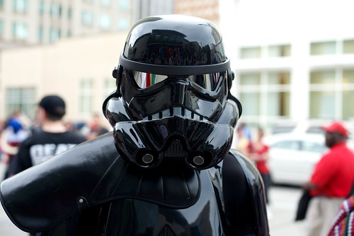 Dark Storm Trooper