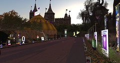 RFL in SL - Campsites (Osiris LeShelle) Tags: life for track sl secondlife second embrace relay rfl sims builds campsites