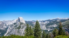 Half Dome from Glacier Point (maltman_john) Tags: california landscape waterfall nikon tokina valley yosemite dome half 1116mm d5300