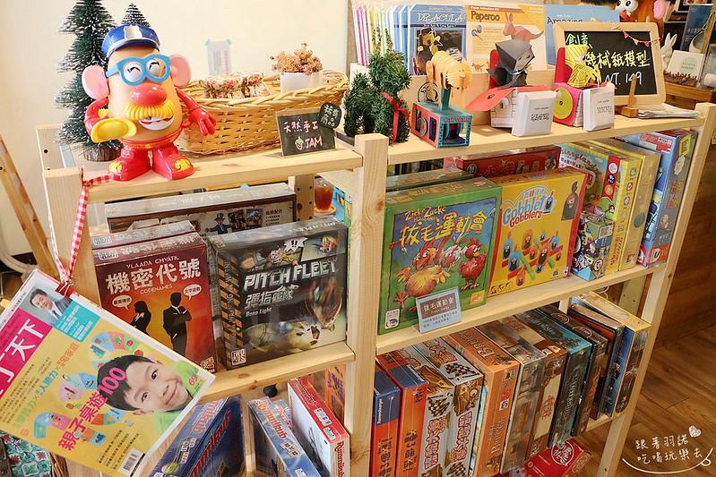 骰子人遊戲咖啡館南勢角捷運桌遊016