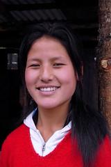 Yumthang Valley - A Portrait (pallab seth) Tags: yumthang valley river people portrait woman sikkim india shingbarhododendronsanctuary mountain himalayas
