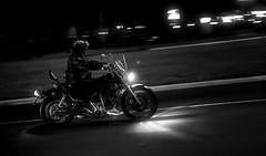 Night out ( Mikica Kosanovic ) Tags: street bike motorcycle night