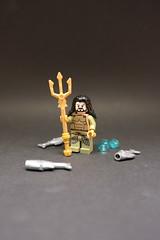 DCEU Aquaman (H.-o.-p.-E.) Tags: lego aquaman dc justiceleage fish water