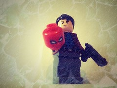 Red Hood (captaincustom/collector) Tags: lego dc batman jason tood red hood