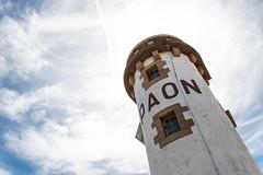 Phare du Paon - Paon Lighthouse (Positif+) Tags: bretagne cotesdarmor france iledebrhat lieux paysage mer sea island landscape phare lighthouse