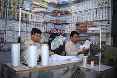 Tailor in Charsadda (muhammadabdullah_k) Tags: charsada pakistan interest free loans microfinance entrepreneurship pakhtoon ordinary people small business akhuwat