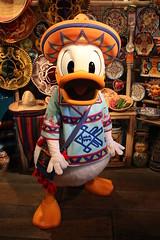 Donald Duck (sidonald) Tags: tokyo disney tokyodisneysea tds tokyodisneyresort tdr donald greeting