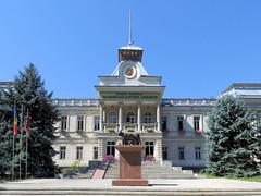 Museum of History (AP4L0086 1PS) (Alex Panoiu) Tags: urban buildings architecture chiinu chisinau kishinev republicofmoldova moldova