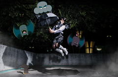 228 (Alejandro Valenciano) Tags: alejandro valenciano monterrey mexico drawing ilustracion super hero boy twink twinks teen joven nio gay guy guys night dark bat halloween cartoon cosplay cosplayer kawaii