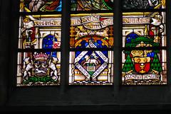 Belgian coats of arms (quinet) Tags: 2014 belgium ghent glasmalerei wappen blason coatofarms stainedglass vitrail antwerp flanders
