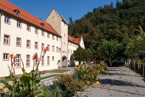 Le château de Wolfach