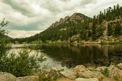 Rocky Mountain National Park, Colorado (jonhuskisson) Tags: rockymountain nationalpark mountain rocky lake colorado landscape