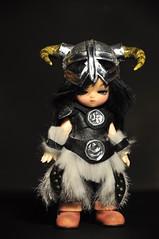 DSC_0493 (Mista-Oro) Tags: fairyland pukipuki dreaming lily dovahkiin skyrim cosplay bjd doll elderscrollsv