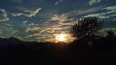 A very dramatic sunset (presbi) Tags: valdinon trentino italia italy sunset tramonto controluce backlight
