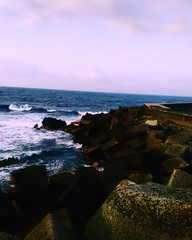 #serene #natura #beach #water #sky #island #canaryisland #tenerife #blue #art #summer #sea (alehyanphotos) Tags: water natura sky blue tenerife serene art canaryisland sea summer beach island