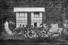 Graffiti, Park St Car Park, Digbeth (dotcomjohnny) Tags: graffiti digbeth brum birmingham dotcomjohnny ex
