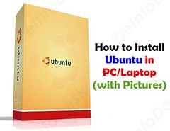 How to Install Ubuntu in PC or Laptop (Tutorial with Pictures) (eInfoDesk) Tags: how install ubuntu pc or laptop tutorial with pictures step by method