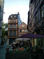 Vieille rue Rouen