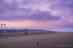 The Beach is all Mine (halladaybill) Tags: newportbeach ocean oceanview beach sunrise orangecounty lowtide morninglight serenity