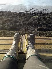 Archive (essex_mud_explorer) Tags: black hunter rubber wellington boots rubberboots wellingtonboots wellingtons wellies welly gummistiefel gumboots rubberlaarzen rainboots hunterboots hunterwellies hunterrainboots socks footballsocks gates vintage madeinscotland mud muddy mudflats creek estuary muddywellies muddyboots estuarymud riverroach riverestuary