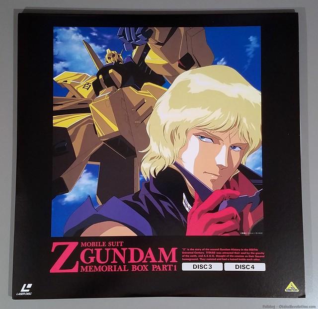 Zeta Gundam Laserdisc Box Set I 9 by Judson Weinsheimer