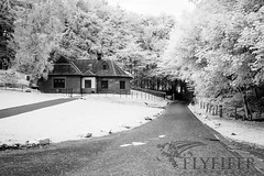 IMG_0615 (Flyfifer Photography) Tags: blackandwhite doune dounecastle greatbritain infrared places scotland stirlingshire unitedkingdom