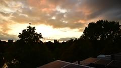 City Sunset (Reitse Eskens) Tags: nikon tamron groningen sunset timelapse