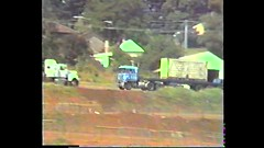 Filmed by secret squirrel (secret squirrel6) Tags: secretsquirrel6truckphotos craigjohnsontruckphotos kenworth spuds potatoes container transport kw video flickr 1980s cabover cummaudofarms