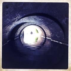 Circles In The Water (LiesBaas) Tags: boat boot water iphone hipstamatic circkesinthewaterbyliesbaas liesbaas
