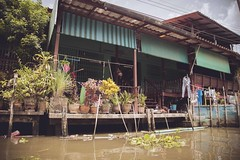 IMG_3363 (CafeLola) Tags: thailand floating water market bangkok jungle travel photography