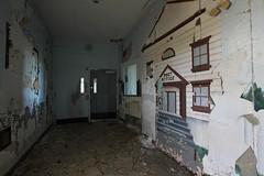 IMG_7792 (mookie427) Tags: urban explore exploration ue derelict abandoned hospital tuberculosis sanatorium upstate ny mental developmental center psychiatric home usa urbex