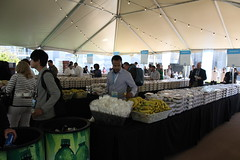 IMG_1847[1] (Colchester) Tags: exposurecompensation bracketing autolightingoptimizer canon dreamforce lunch savor ybg yerba buena gardens tent
