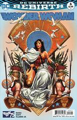DC Universe Rebirth Wonder Woman 6 (Frank Cho cover) (FranMoff) Tags: wonderwoman comicbooks frankcho cho dcuniverserebirth