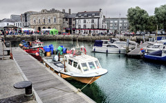 Barbican, Plymouth iii (Paul.Y-D) Tags: barbican plymouth harbour hdr photomatix