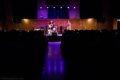 Sorren Maclean & Hannah Fisher (redrospective) Tags: 2016 20160914 cecilsharphouse hannahjames london september2016 sorrenmaclean audience black concert crowd duet duo electroacousticguitar fans gig guitar guitarist live profile purple silhouette spotlights