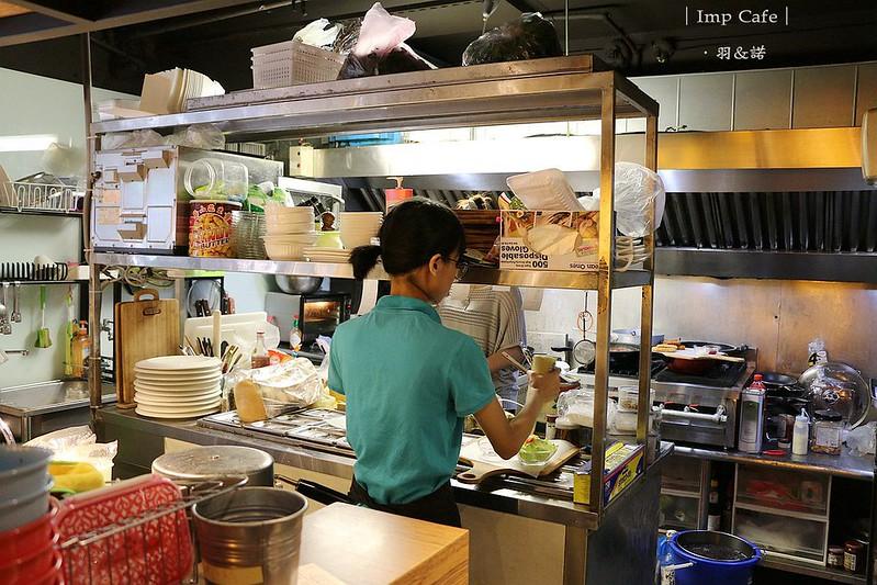 Imp Cafe東區早午餐下午茶鬆餅12