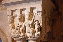 Soria_0674 (Joanbrebo) Tags: canoneos70d efs18135mmf3556is eosd autofocus spain soria sanjuandeduero castillaylen espaa capitals capitel chapiteaux church esglsia iglesia