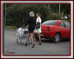 Supermercato (World fetishist: stockings, garters and high heels) Tags: pumps pumpsrace tacchiaspillo tacchi taccoaspillo trasparenze highheels heels highheel reggicalze reggicalzetacchiaspillo calze calzereggicalzetacchiaspillo corset calzereggicalze corsetto gupire guepiere bas suspenders stocking straps strumpfe stiletto stockings stockingsuspendershighheelscalze strmpfe stilettoabsatze stockingsuspenders spacco