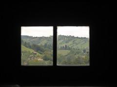 View from Bran Castle (sentsim) Tags: romani travel bucharest