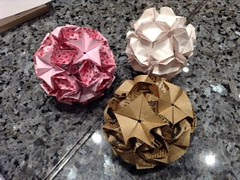 folded by Csilla Kovari (maplecrane) Tags: origami modular